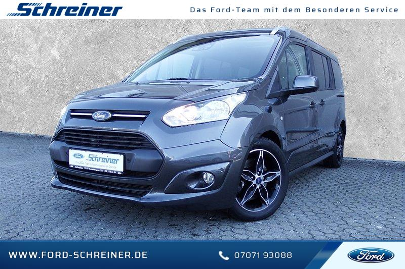 ford grand tourneo connect titanium mit automatik gebraucht kaufen in kusterdingen preis 20990. Black Bedroom Furniture Sets. Home Design Ideas